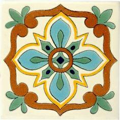 Bella 3 Terra Nova Hacienda Ceramic Tile