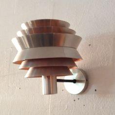 Located using retrostart.com > Trava Wall Lamp by Carl Thore for Granhaga