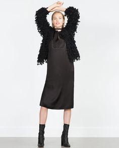 Image 1 of LONG TUNIC from Zara