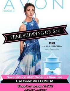 New Avon Catalog Campaign 14 2017 just out!  #Avon #AvonRep