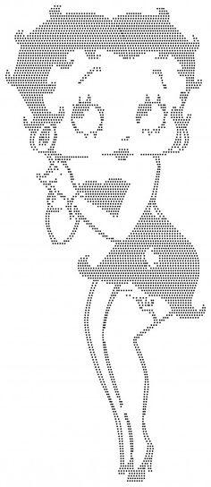 Betty Boop Nederlandse Site Met Veel Gratis Motiefjes