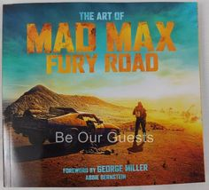Loot Crate Exclusive The Art of Mad Max Fury Road New Lootcrate