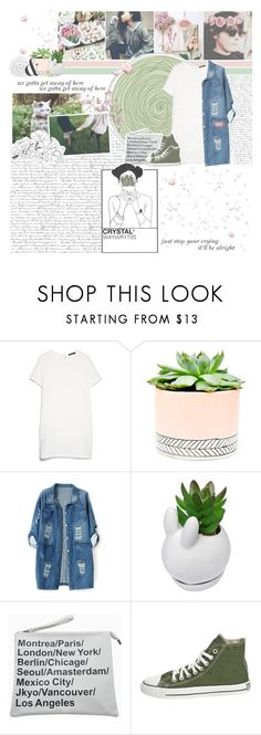 """&&. ✦´ they told me that the end was near, we got to get away from here."" by waywrites ❤ liked on Polyvore featuring MANGO, Hostess, Chicnova Fashion, Ethletic, The Fine Bedding Company, living room, vintage and goals"