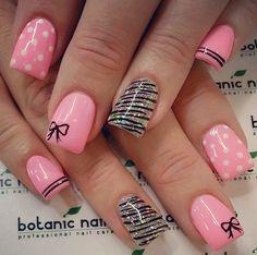 Pink, pink & more pink