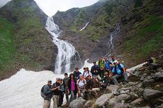 Shrikand trek Parvati Valley . Near around plcaes the himalayan village resort #kasol