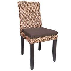 http://ift.tt/1OwLi9O Saigon Esszimmer Stuhl Set 2 Stck dunkelbraun Dining chair @buyitolp%