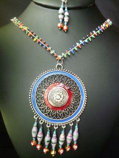 fr_boucles_gratuites_chaine_mi_longue_dreamcatcher_de_perles_de_rocailles_multicolores_de_perles_de_papier_impermeabilisees_et_de_perles_mauvais_oeil_avec_