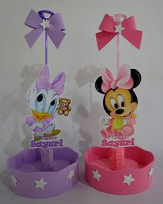 Enfeite De Mesa Disney Baby