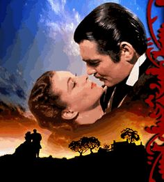 Gone with the Wind...all time favorite!