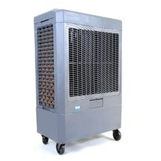 Hessaire 5,300 CFM 3 Speed Portable Evaporative Cooler For 1,600 Sq. Ft. Home  DepotCoolersAttic ...