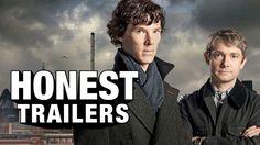 [Video] Honest Trailers ~ SHERLOCK (BBC). (5:56)