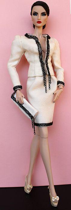 Fashion royalty Elise Midnight Star