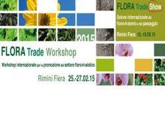 L'arte di coltivare fiori a Rimini Fiera, arrivano Flora Trade Workshop e Trade
