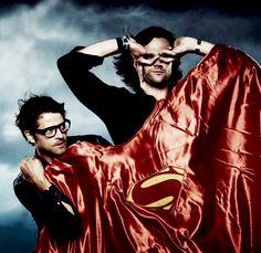 Supernatural men!