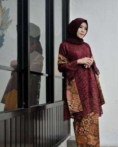 Kebaya Modern Hijab, Kebaya Hijab, Kebaya Brokat, Kebaya Muslim, Kebaya Lace, Batik Kebaya, Kebaya Dress, Batik Dress, Muslim Fashion