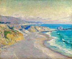 Guy Rose (1867-1925) - Laguna Beach