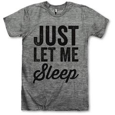 Just Let Me Sleep ($28) ❤ liked on Polyvore featuring intimates, sleepwear, pajamas, tops, shirts, black, t-shirts, women's clothing, black pajamas and vintage pajamas