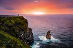 Cliffs Of Moher by raymoloney. @go4fotos
