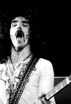 """I never picked a bass up before Sabbath started"" - Geezer Butler"