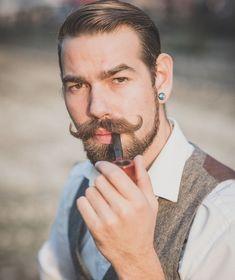 Fu manchu mustache style photo | Awesome Sexy Beard And Mustache ...