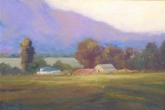 """Check out this """"California Farmhouse"""" by Kathleen Robison http://www.ugallery.com/kathleen-robison"""
