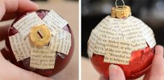 Diy christmas crafts, Holiday ornaments and Christmas crafts on Pinterest