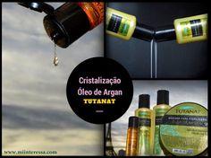 !*Mi interessa*: Kit de Cristalização Argan TUTANAT