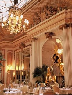 Paris est une Fête! — Hôtel Ritz,Paris, 15 Place Vendôme, Paris 1er.