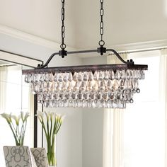 Edvivi Antique Bronze Crystal Chandelier – The Home Depot – Mi Hermoso Mundo Home Depot, Chandelier Design, Chandelier Lighting, Chandeliers For Dining Room, Dining Rooms, Dining Area, Pottery Barn Chandelier, Elegant Chandeliers, Chandelier Bedroom