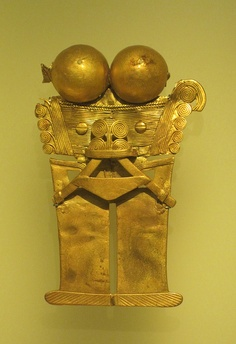 Gold Museum Bogota Colombia  