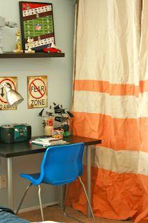 Finley Gray: DIY Boys Room on the Cheap!