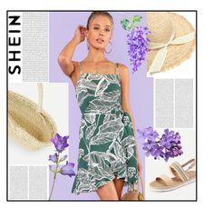 """""""Shein contest"""" by maria-notte on Polyvore featuring moda"""