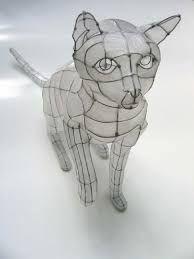 Kuvahaun tulos haulle wire paper mache sculpture
