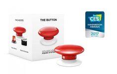 FIBARO The Button otrzymał nagrodę CES 2017 Innovation Awards w kategorii Smart Home - jedną z najważniejszych wyróżnień światowego rynku elektroniki użytkowej !! Wybierz System Fibaro dla Twojego komfortu i bezpieczeństwa