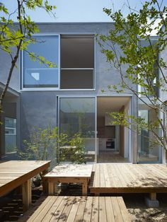 House N by Tomohiro Hata is based on a traditional Japanese vernacular