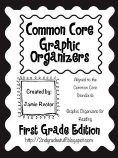 Common Core prganizers