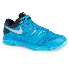 60d7219277b Nike Air Zoom Vapor X Womens Tennis Shoe - Lt Blue Fury Bleached Aqua