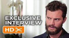 Fifty Shades of Grey Interview HD   Celebrity Interviews   FandangoMovies!! We so love them both!! 50 Shades of Christian and Ana