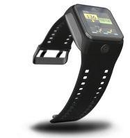 「miCorch SMART RUN」は、トレーニングを楽しむ人のパフォーマンス向上を目的に開発されたというデバイス。「Mio LED 光学センサー」により、手首に装着するだけで心拍を計測できるほか、タッチ操作対応のカラー液晶で、時計やトレーニング内容の確認などを行える。