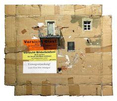 Evol | Cardboard art