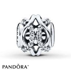 PANDORA ESSENCE Charm Caring Sterling Silver