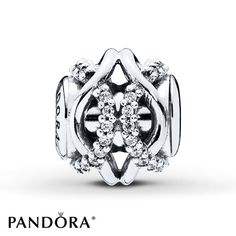 PANDORA ESSENCE Charm Caring Sterling Silver
