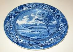 Plate, ca. 1825 | The Museum of Fine Arts, Houston