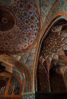 Last resting place of Mughal King Akbar