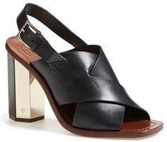 Tory Burch 'Bleecker' Slingback Sandal (Women)