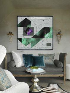 large format prints (paper, canvas and metal) Artist: Kent Jordan