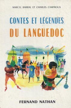 école : références: Contes et Légendes du Languedoc (1951)