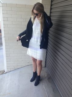 Magali Pascal dress, Witchery Cardigan & Acne Boots on ivylanestyle.com (ps - follow me on instagram @ivylanestyle_) x