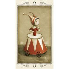 Nicoletta Ceccoli Tarot - The Fool