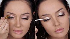 Eye Makeup Tips, Smokey Eye Makeup, Makeup Videos, Makeup Eyes, Make Up Test, Makeup Forever, Cut Crease, Fairy Lights, Makeup Junkie